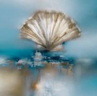 Blue Shores Clam Fine Art Print