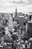 NYC Downtown Fine Art Print