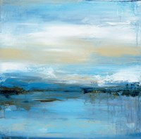 Dreaming Blue I Fine Art Print