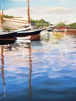 Harbor Reflections Fine Art Print