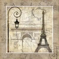 Paris Holiday Fine Art Print