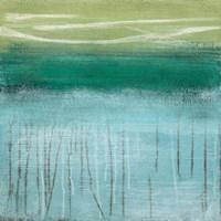 Shoreline Memories I Fine Art Print