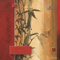 Bamboo Garden Fine Art Print