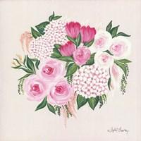 Blush Bouquet Fine Art Print