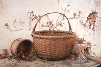 Basket Weavers Display Fine Art Print