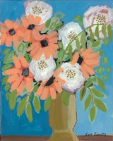 Peach Fever Fine Art Print