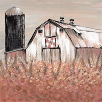 Simset Fields Fine Art Print