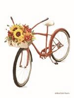 Fall Bike Fine Art Print
