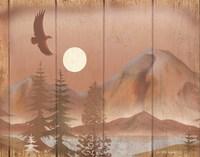 Full Moon I Fine Art Print