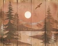 Full Moon II Fine Art Print