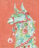 Tito the Llama Fine Art Print