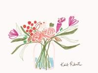 Bouquet for Carle Fine Art Print