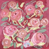 Blooming in Rose Fine Art Print