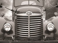 International Truck Fine Art Print