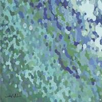 In the Waterfall II Fine Art Print