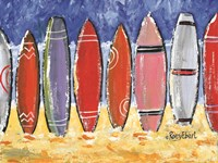 Beach Vibes Fine Art Print