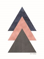 Triangles I Fine Art Print