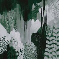 Green Forest I Fine Art Print