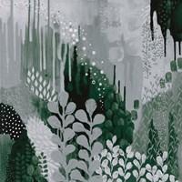 Green Forest II Fine Art Print