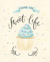 Sweet Life IV Light Fine Art Print