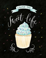 Sweet Life IV Dark Fine Art Print