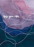 Yes You Can Fine Art Print