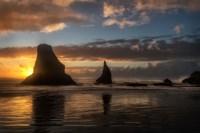 Island Sunsets Fine Art Print