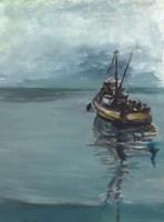 The Fisherman's Tale Fine Art Print