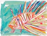 Colorful Fish Fine Art Print