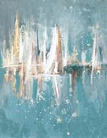 Boats Slowly Fading Fine Art Print