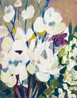 Painting of Orchids Fine Art Print