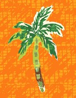 Cool Palm II Fine Art Print