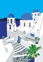 Santorini Fine Art Print