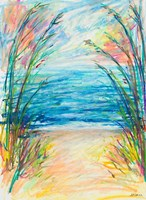 Path to the Water Fine Art Print