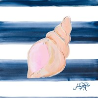 Nautical Shell I Fine Art Print