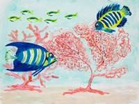Coral Reef II Fine Art Print
