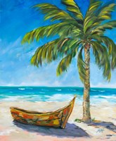 Paradise Trip Fine Art Print