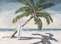 Surfing Paradise Fine Art Print