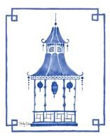 The Pagoda II Fine Art Print