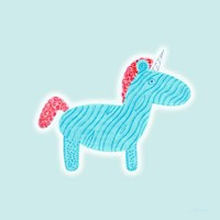 Unicorn Love Fine Art Print