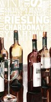 Wine Typography I Fine Art Print
