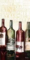 Wine Typography II Fine Art Print