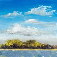 Approaching Shore Fine Art Print