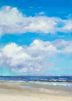 Day at Seaside Fine Art Print
