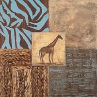 Textures of Africa II Fine Art Print