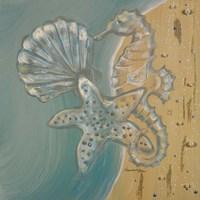 Pearl Beach II Fine Art Print