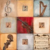 Feel the Music I Fine Art Print