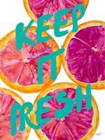 Fresh & Sweet I Fine Art Print