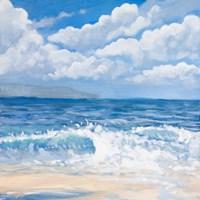 Waves I Fine Art Print