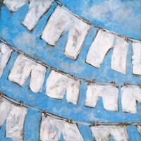 Dry Linen I Fine Art Print